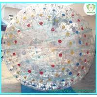 Wholesale New Inflatable Zorbing Ball from china suppliers