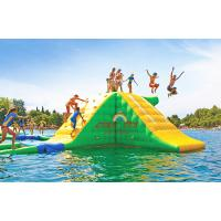 Wholesale Hot sale PVC Tarpaulin Inflatable Water Tower Toys for water park from china suppliers