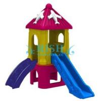 Wholesale Plastical Playground/Small Outdoor Plastic Slide Playground (RS221) from china suppliers