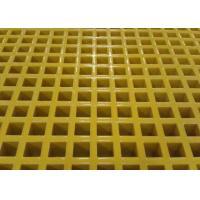 Custom Size Plastic Mesh Flooring, Corrosion Resistance Plastic Walkway Panels