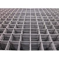 Wholesale 4mm Hot Dipped Galvanized Welded Wire Mesh Sheets For Transportation And Mining from china suppliers