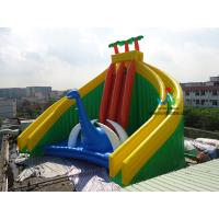 China Commercial used inflatable water slide/huge bouncy slide for sale water slide-52 on sale