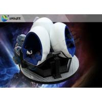Wholesale 360° Rotate Platform 9D Diverse Cinema With Customizable Chair from china suppliers