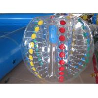Wholesale Colorful Dots Inflatable Body Zorb Ball from china suppliers