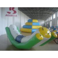 Wholesale 4mL*1.2mW Inflatable Floating Water Totter For Water Games from china suppliers