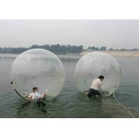 Wholesale Fun Game TPU Inflatable Bubble Ball Tear Resistant High Transparency Appearance from china suppliers