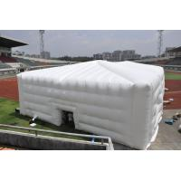 Buy cheap OEM Durable PVC Inflatable Event Tent / Inflatable Cube Tent For Exhibition from wholesalers