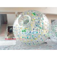 Wholesale Giant Inflatable Zorb Ball / Water Zorb Ball For Environmental Water Games from china suppliers