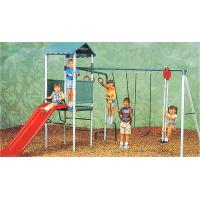 China Toddler Swing Seat with Slide Combination in Garden HAP-18309 on sale