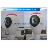 China Custom Large Ground Inflatable Advertising Balloon For Commercial Event on sale