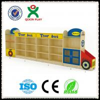 Wholesale Kindergarten Furniture kids storage shelf for classroom use QX-199C from china suppliers
