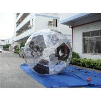 Buy cheap Football zorb ball from wholesalers