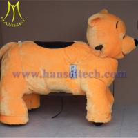 Wholesale Hansel hot sale kiddy ride amusement toy walking animal riding from china suppliers