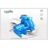 Wholesale Closed Impeller 4 Inch Rubber Lined Slurry Pumps Handleing Abrasive Slurries from china suppliers