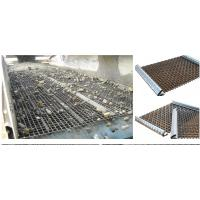 Wholesale Hooked Vibrating Mining Sieve Mesh With Plain Crimped / Flat Top Crimped from china suppliers