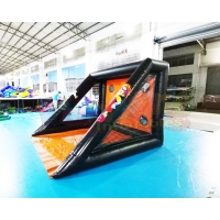 Wholesale Carnival Inflatable Sports Games Blow Up Football Goal from china suppliers