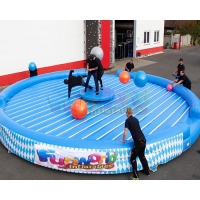 Wholesale Plato Commercial Inflatable Sports Games Interactive Jousting Arena from china suppliers