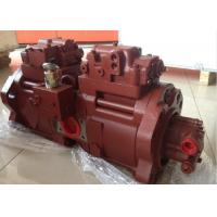 Hyundai R480 Excavator High Pressure Piston Pump Kawasaki pump K5V200DTH-9C1M