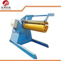 Buy cheap Galvanized PPGI Steel Coil Slitting Machine For Metal Roll Forming Systems from wholesalers