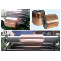 Wholesale Blackened Black Surface Treatment 18um 35um 70um Rolled Copper Foil from china suppliers