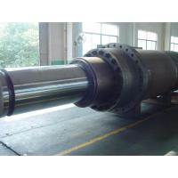 Wholesale 1500mm Custom Aluminum Hydraulic Hoist Cylinder With Small Air Viscosity from china suppliers