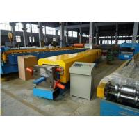 Wholesale 4kw Aluminium Gutter Roll Forming Machine With Metal Sheet Bending Machine from china suppliers
