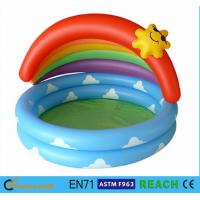 Wholesale Cartoon Design Children ' S Inflatable Pool,Baby Swimming Pool Tub Summer Toys from china suppliers