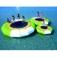 Wholesale Airtight sealed Inflatable Water Park 3 years warrant  32 OZ commercial grade from china suppliers