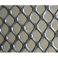Quality Various Surface Treatment Expanded Wire Mesh Galvanized 4x8 5x10 Diamond Shape for sale