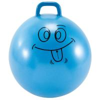 Wholesale PVC Jumping Loop Handed Space Hopper Ball Inflated Jumping Ball Custom Logo from china suppliers
