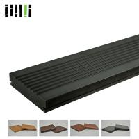 Wholesale Fire Resistant Bamboo Deck Tiles , Solid Bamboo Panels Incredible Bending Strength from china suppliers