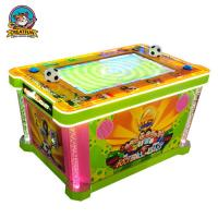Wholesale Inddor Punch Ball Machine / Moveable Arcade Games Machines Footabll from china suppliers