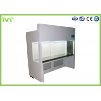 Wholesale HEPA Filtered Laminar Flow Bench , Horizontal Laminar Flow Hood High Cleanliness Class from china suppliers