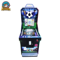 Wholesale Soccer Kids 5 Balls LCD Shooting Arcade Game Machine from china suppliers