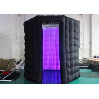 Wholesale Trade Show Inflatable Booth Display 2.4 X 2.4 X 2.4 Meter CE Approved from china suppliers