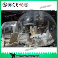 Wholesale New Brand Clear Inflatable Tent , Inflatable Crystal Bubble Tent for Outdoor Camping from china suppliers