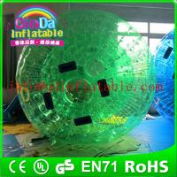 China zorb water ball water zorb ball rolling ball water inflatable water rolling ball on sale