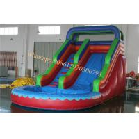 Quality inflatable water slide clearance kids water slide kids jumping castles inflatable water slide mini water slide pool for sale