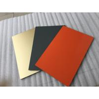Wholesale White Polyester Paint Aluminum Sandwich Panel Anti - Toxicity With 4mm Thickness from china suppliers