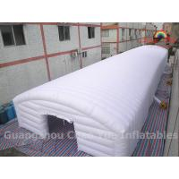 Quality Commercial Grade Large White Inflatable Tent for outdoor event for sale