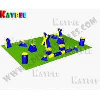 Wholesale 3 Man Xtreme Package,Inflatable paintball Bunker filed, paintball arena KPB012 from china suppliers