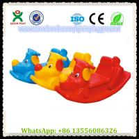 Wholesale Kids Rocking Horse Toys for Garden Items QX-155E from china suppliers
