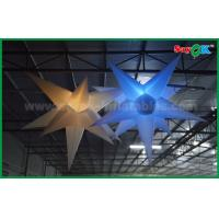 Wholesale Christmas Hanging Decoration Inflatable Led Star Light For Ceiling Decorative from china suppliers
