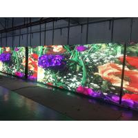 China P4.81 Outdoor Rental LED Display Full Color 500*500mm Die Cast Aluminium on sale