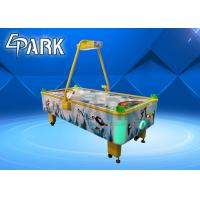 Wholesale Air Hockey Table Game 2 Player / Video Arcade Game Machines With Electronic Scorer from china suppliers