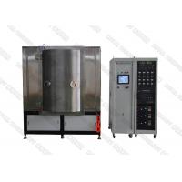 Wholesale Stainless Steel TiN Gold Coating Machine, High Hardness TiN Gold Coating Equipment, TiN Abrasion Film Coatings from china suppliers