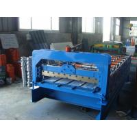 900 wall panel colored tile roll forming machine