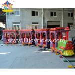 Wholesale Theme park rides amusement park train rides for sale from china suppliers