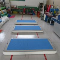 Wholesale High Strength Aqua Exercise Mat , Rigid Floating Gymnastics Mat For Pool from china suppliers