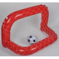 Wholesale Outdoor Games Inflatable Kids Toys Football Goal Gate/Net  EN71 PVC Soccer Gate from china suppliers